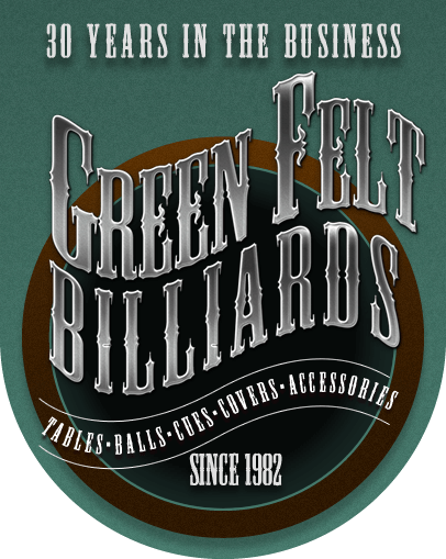 Green Felt Billiards