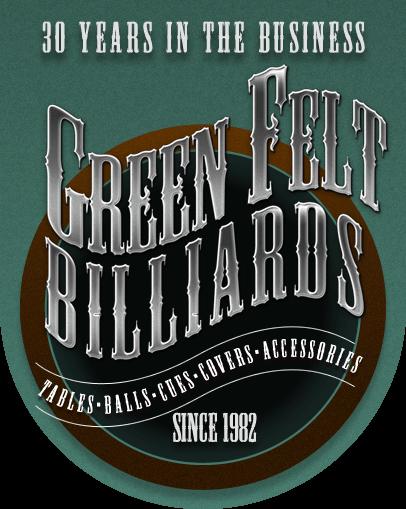 Green Felt Billiards